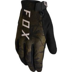 Вело перчатки FOX Ranger Glove Gel Womens Olive Green