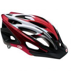 Вело шлем Bell Delirium красно-черный