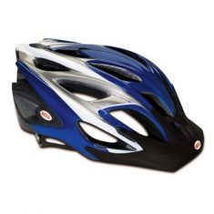 Вело шлем Bell Delirium синий/титан