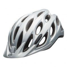 Вело шлем Bell Tracker матовый серебристый