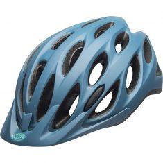 Вело шлем Bell Tracker матовый серо-синий