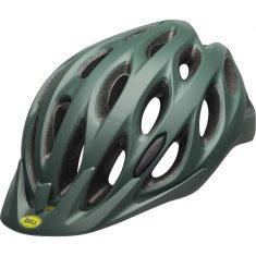 Вело шлем Bell Tracker матовый темно-зеленый