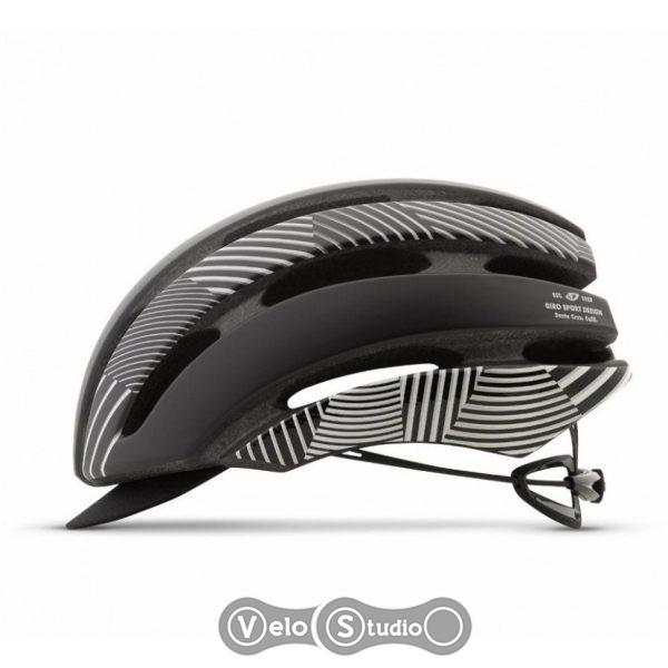 Вело шлем Giro Aspect матовый черно/белый