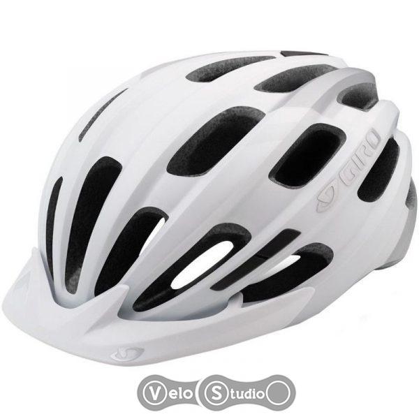 Вело шлем Giro Bronte матовый белый
