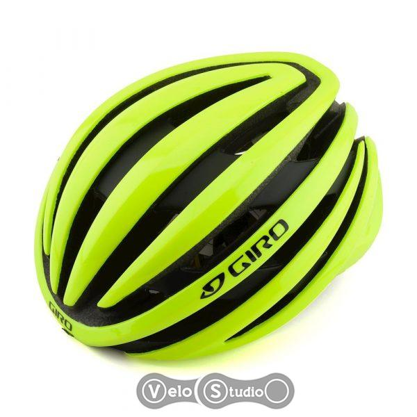 Вело шлем Giro Cinder MIPS ярко-желтый