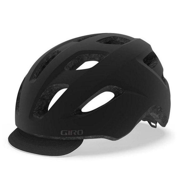 Вело шлем Giro Cormick матовый черный