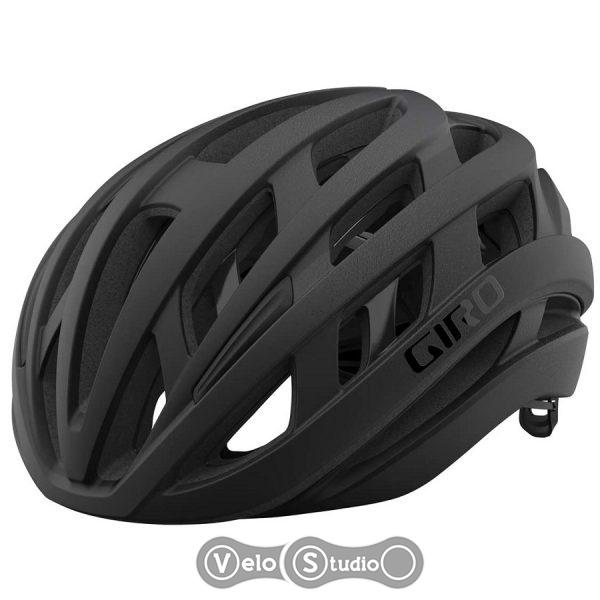 Вело шлем Giro Helios Spherical матовый черный