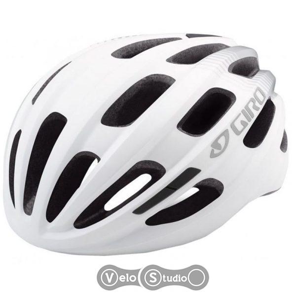Вело шлем Giro Isode матовый белый