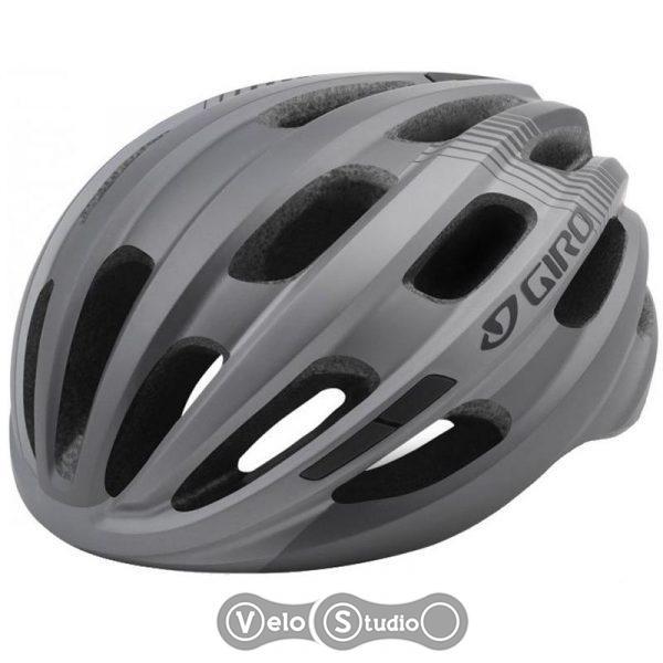 Вело шлем Giro Isode матовый титан