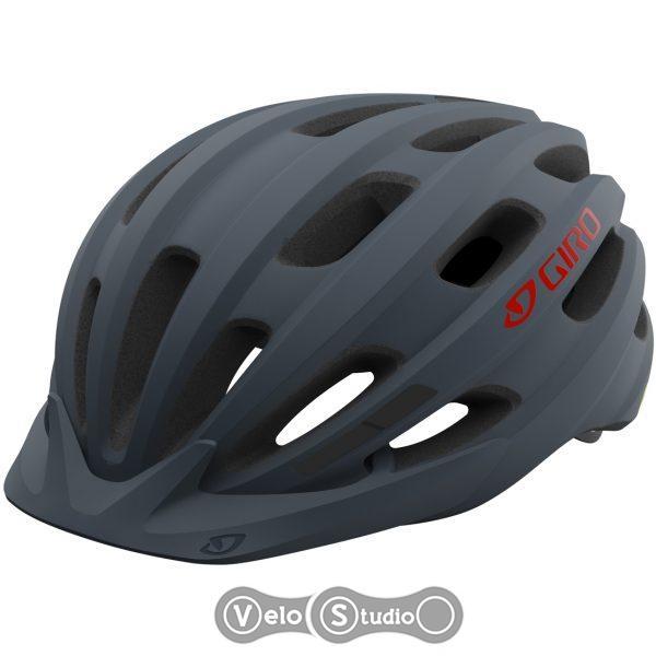 Вело шлем Giro Register MIPS матовый серый Portato