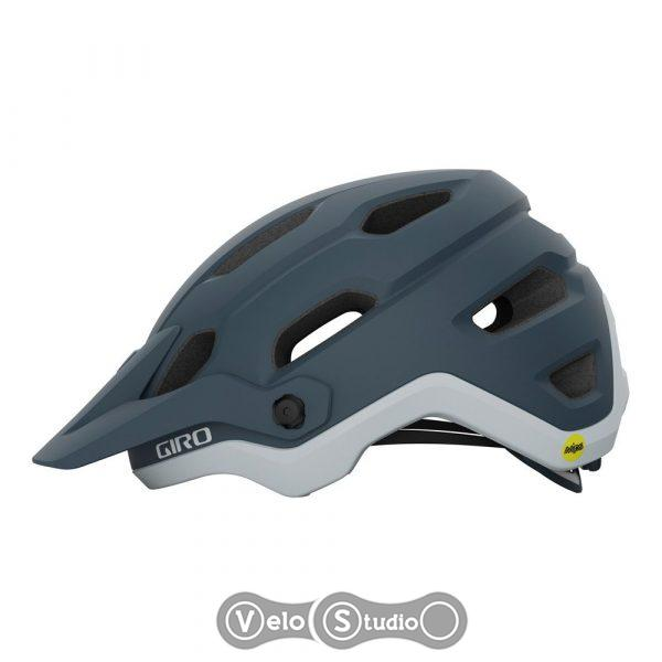 Вело шлем Giro Source MIPS матовый серый Portaro