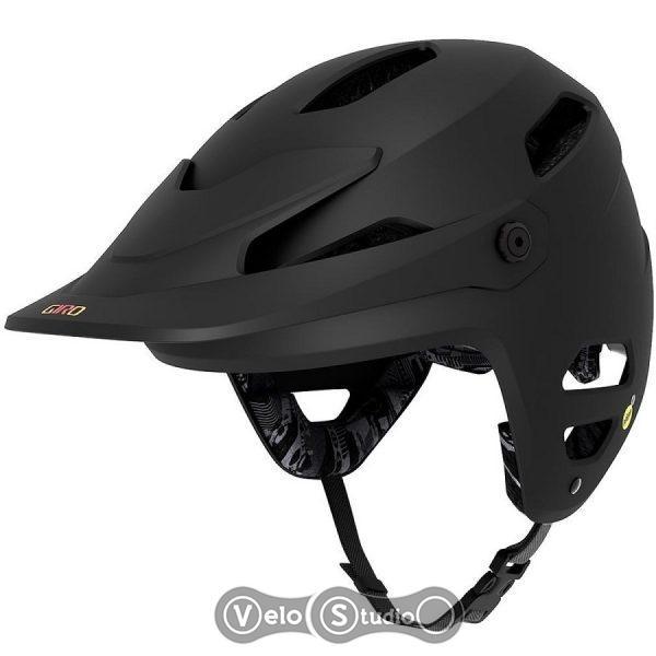 Вело шлем Giro Tyrant MIPS матовый черный
