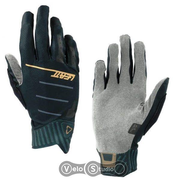 Зимние велоперчатки Leatt MTB 2.0 WindBlock Black