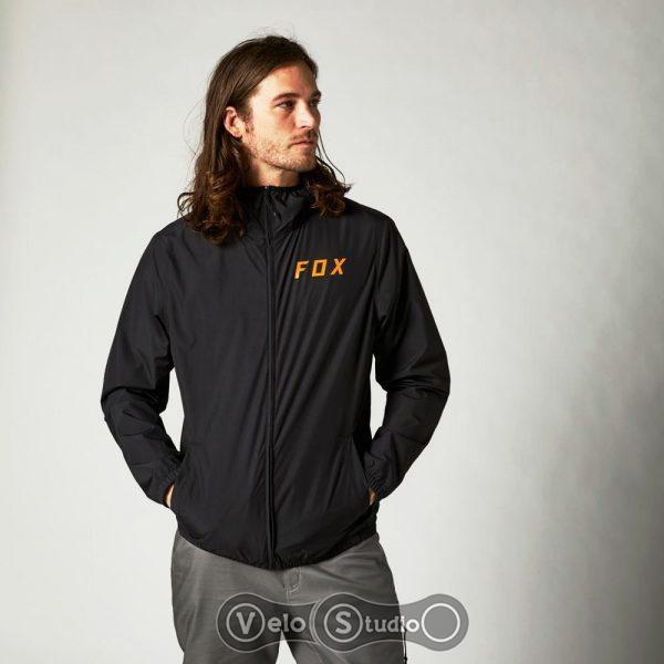 Куртка Fox Clean Up Windbreaker Black