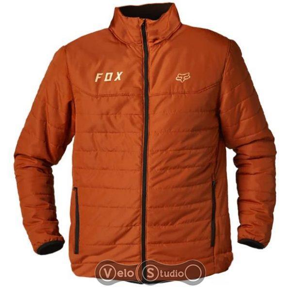Куртка Fox Howell Puffy Jacket Burnt Orange