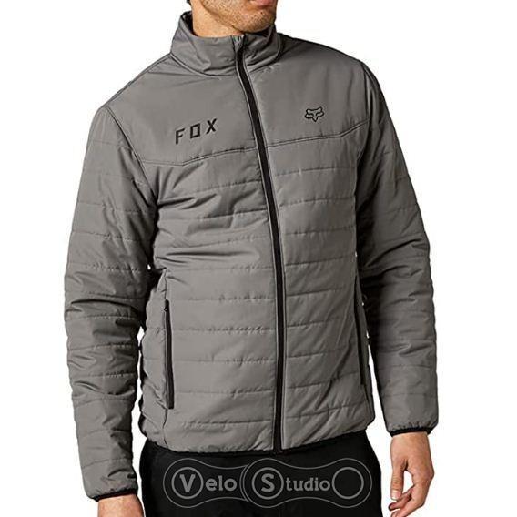 Куртка Fox Howell Puffy Jacket Pewter