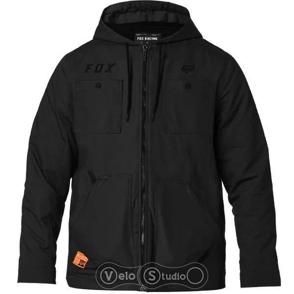 Куртка Fox Mercer Jacket Black