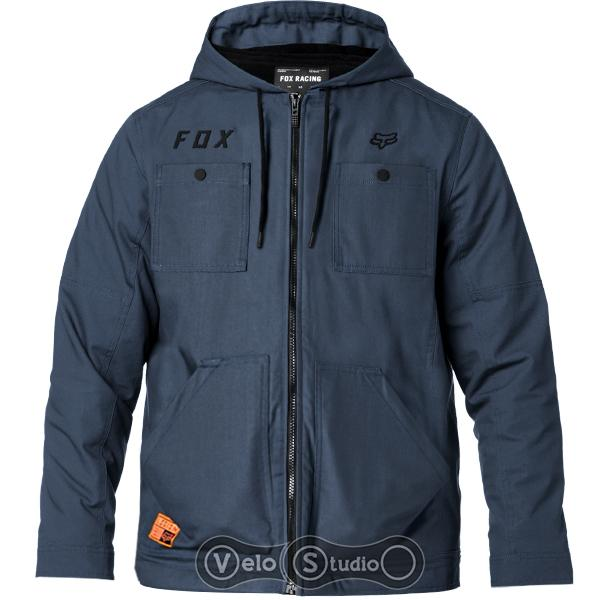 Куртка Fox Mercer Jacket Dark Indigo