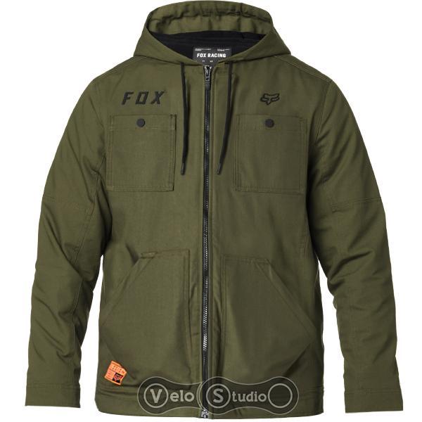 Куртка Fox Mercer Jacket Fatigue Green