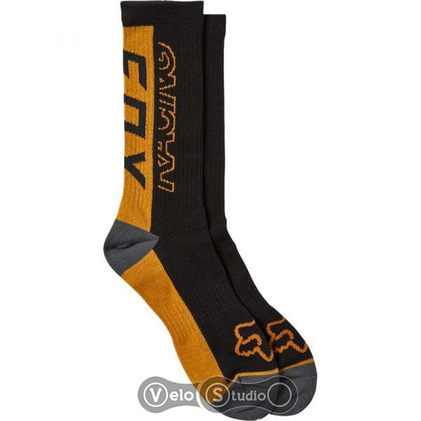 Носки FOX Skew Crew Socks Black