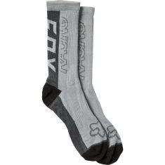 Носки FOX Skew Crew Socks Steel Gray