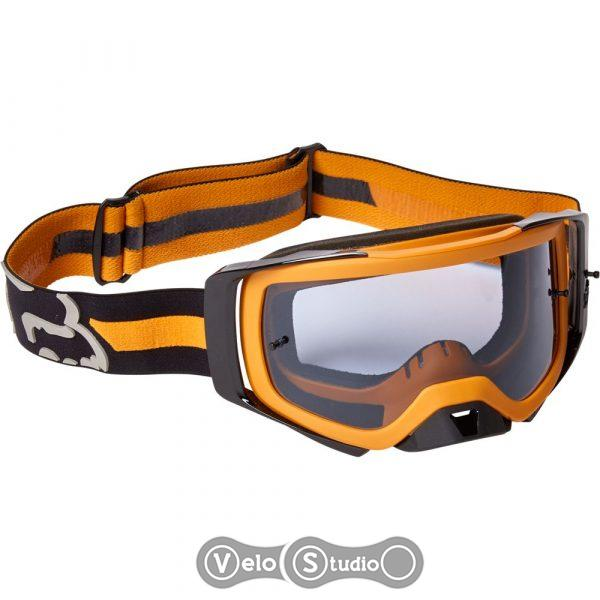Очки-маска FOX Airspace II Merz Goggle Flo Orange