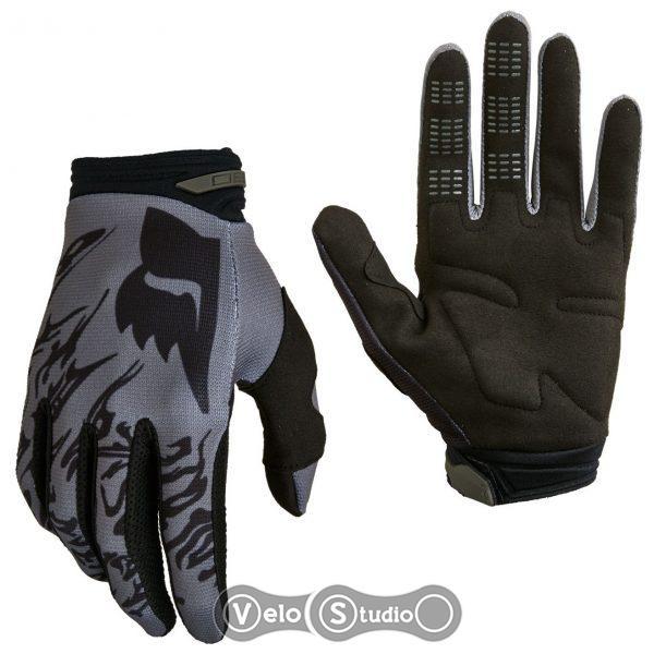 Перчатки FOX 180 Peril Gloves Black