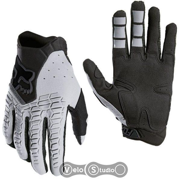 Перчатки FOX Pawtector Black Grey
