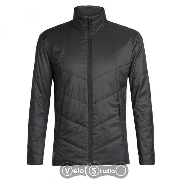 Термокуртка Icebreaker Helix Jacket MEN Black