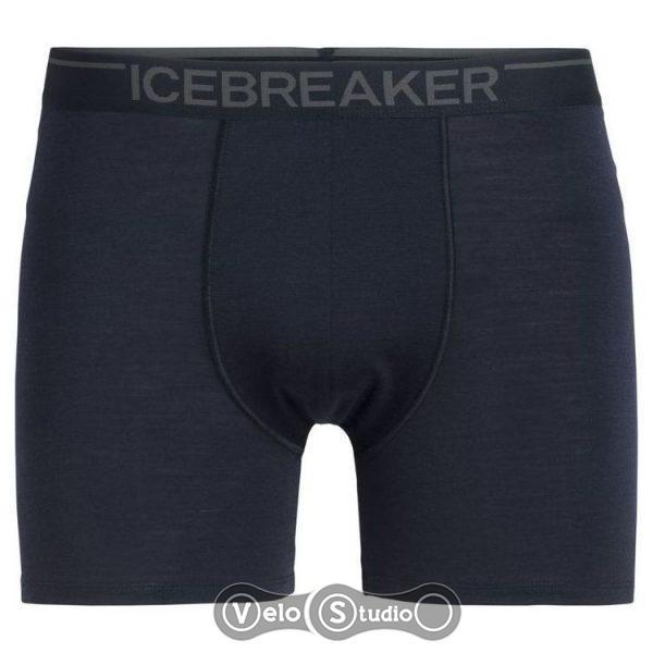 Трусы Icebreaker Anatomica Boxers Men Midnight Navy