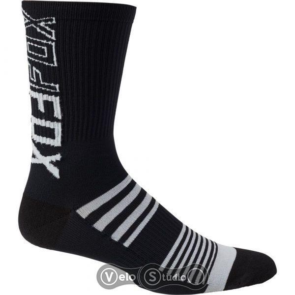Велоноски Fox 8 Ranger Cushion Sock Black