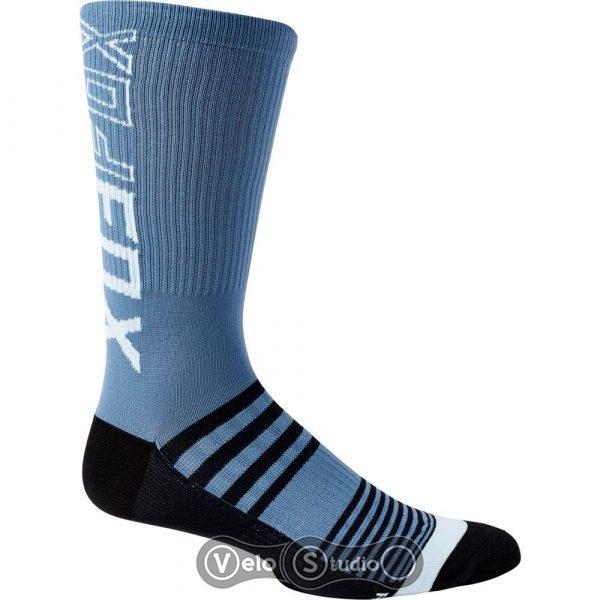 Велоноски Fox 8 Ranger Sock Matte Blue