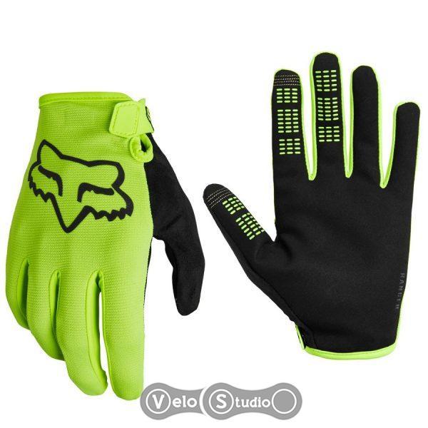 Велоперчатки Fox Ranger Glove Flo Yellow