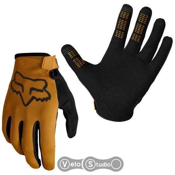 Велоперчатки Fox Ranger Glove Gold