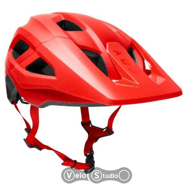 Велошлем FOX Mainframe Mips Flo Red
