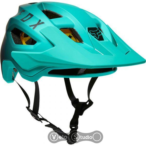 Велошлем FOX SpeedFrame Pro Mips Turquoise