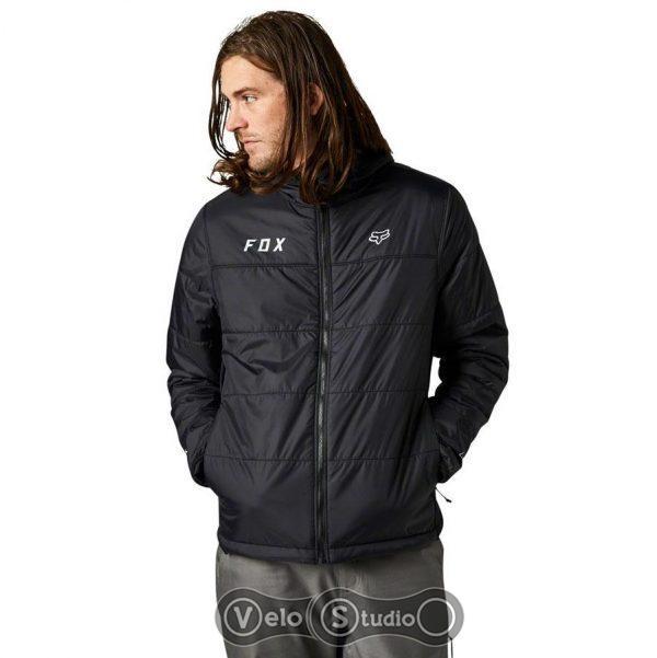 Зимняя куртка Fox Ridgeway Jacket Black Grey