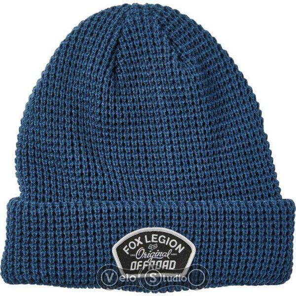 Зимняя шапка FOX Speed Division Beanie Dark Indigo